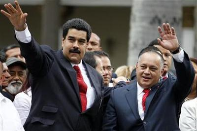 Analysis: Trio of Chavez protégés hold key to Venezuel...