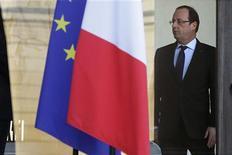 Presidente francês François Hollande disse no sábado que operação militar na Somália havia fracassado. REUTERS/Philippe Wojazer