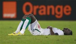 Le Sénégalais et ancien Rennais Kader Mangane a été prêté jusqu'à la fin de la saison à Sunderland par son club saoudien, Al Hilal. /Photo d'archives/REUTERS/Amr Abdallah Dalsh