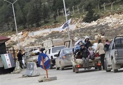 Syria war envelops region in ''staggering'' crisis: aid...