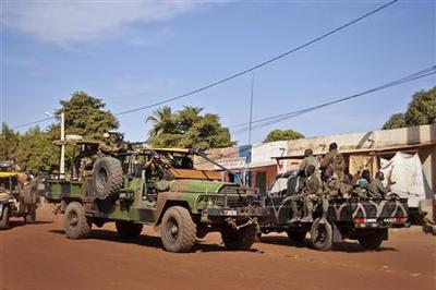 France to stay in Mali until stability restored