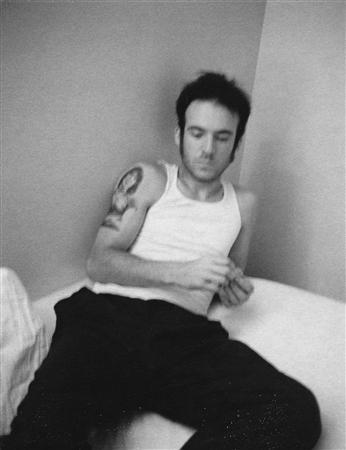 A 2006 photo of Jackson Smith is seen in this handout image. This is among 70 photos by his mother, singer Patti Smith, who is best known for her rock 'n' roll songs from the punk era of the 1970s, in a photo exhibition at the Toronto Art Gallery of Ontario called ''Camera Solo'' that runs from February 9 to May 19, 2013. REUTERS/Patti Smith/Robert Miller Gallery, New York/Handout