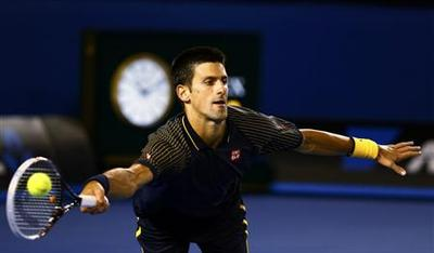 Devastating Djokovic sees off next generation