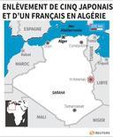 ENLÈVEMENT DE CINQ JAPONAIS ET D'UN FRANÇAIS EN ALGÉRIE