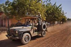 Soldati francesi in Mali. REUTERS/Francois Rihouay