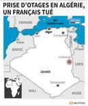 PRISE D'OTAGES EN ALGÉRIE, UN FRANÇAIS TUÉ