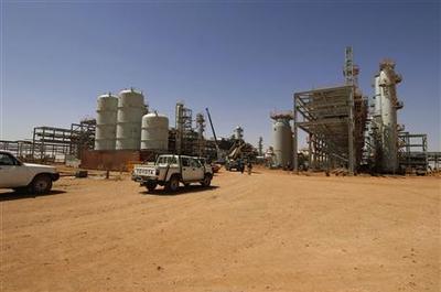 Dozens held after Islamists attack Algerian gas field