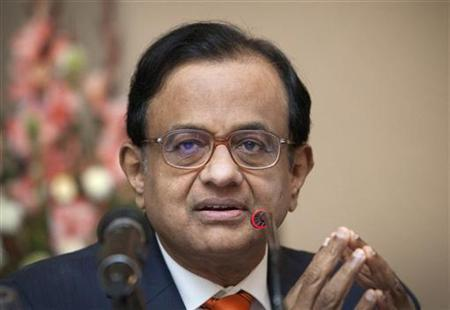 Palaniappan Chidambaram speaks during a news conference after a South Asian Association for Regional Cooperation (SAARC) interior ministers meeting in Islamabad June 26, 2010. REUTERS/Faisal Mahmood/Files