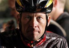 L'Américain Lance Armstrong a été privé de sa médaille de bronze obtenue aux Jeux olympiques de Sydney en 2000. /Photo d'archives/REUTERS/Mike Hutchings