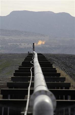 REUTERS/Azad Lashkari (IRAQ - Tags: ENERGY BUSINESS COMMODITIES POLITICS)