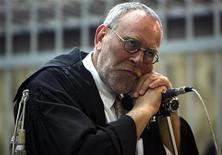 Il procuratore aggiunto milanese Francesco Greco. REUTERS/Daniele La Monaca