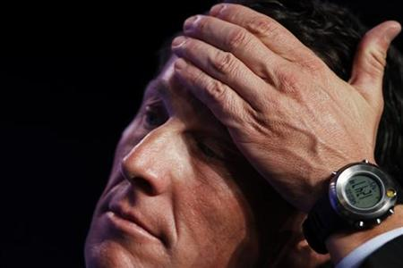 Lance Armstrong in New York September 22, 2010. REUTERS/Lucas Jackson
