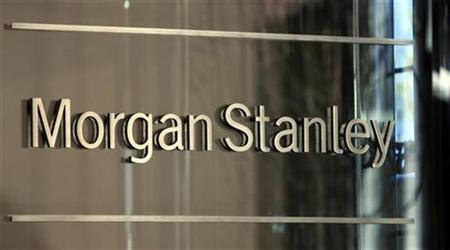 Morgan Stanley upbeat about future profits, performance