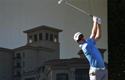 Golf: Rose revels in spotlight without McIlroy and...