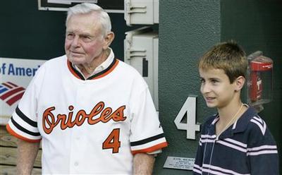 Baseball Hall of Fame Orioles manager Earl Weaver dies