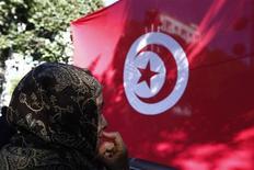 FMI negocia programa de empréstimos com a Tunísia, que busca 2,5 bilhões de dólares do fundo internacional. Órgão espera retomar negociações com Egito em breve. 13/01/2013. REUTERS/Anis Mili