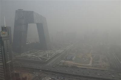 China plans emergency measures to control Beijing air...