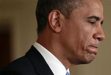 Em comunicado, presidente dos Estados Unidos Barack Obama ofereceu assistência ao governo argelino após tomada de planta de gás por combatentes ligados à al Qaeda. 14/01/2013 REUTERS/Jason Reed