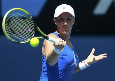 Refreshed Kuznetsova back in the big time
