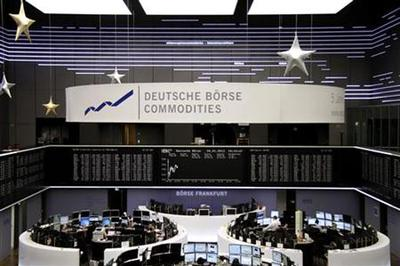 European shares test two-year highs, yen volatile...