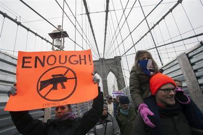 War over guns