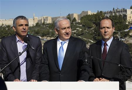 On Israel vote eve, Netanyahu fends off surge to his...