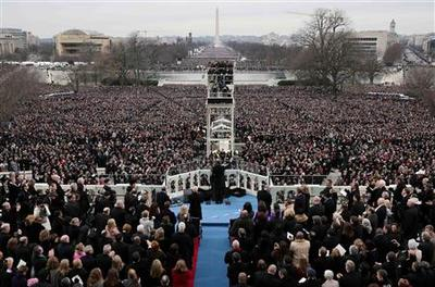 Second inauguration just as intense for some Obama fans