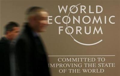 Leaders meet in Davos in bid to beat the odds