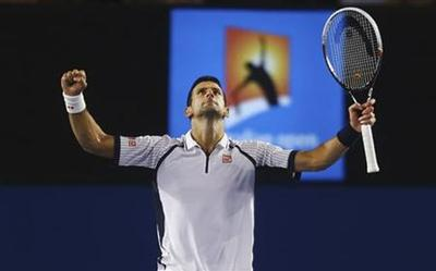 Deadly Djokovic batters Berdych to reach semis