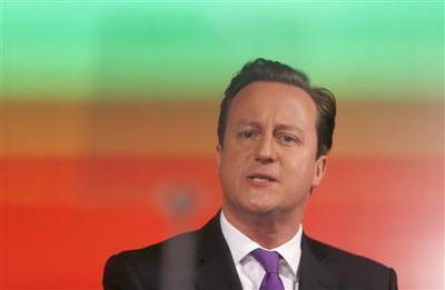 Cameron promises Britons vote on EU exit