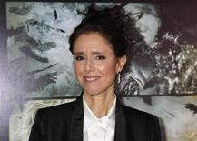 "Director Julie Taymor poses at the premiere of her film ""The Tempest"" in Hollywood December 6, 2010. REUTERS/Fred Prouser"