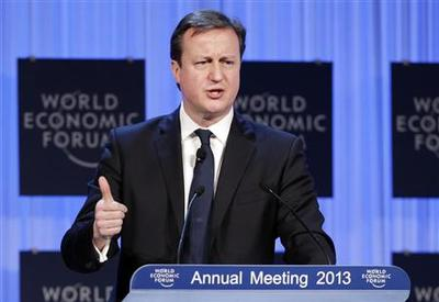 Cameron to EU: don't force political union