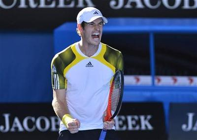 Murray quest faces Federer obstacle in Melbourne