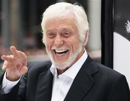Actor Dick Van Dyke arrives for the premiere of the film ''Mr. Popper's Penguins'' in Hollywood, California, June 12, 2011. REUTERS/Jason Redmond/Files