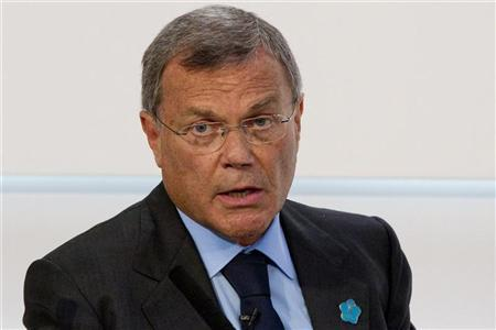 WPP Group Chief Executive Officer Martin Sorrell speaks at the Global Investment Conference 2012 in London July 26, 2012. REUTERS/Neil Hall