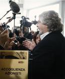 Il comico e leader del M5S Beppe Grillo. REUTERS/Stefano Rellandini
