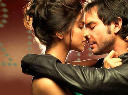 A still from 'Race 2' taken from the official Facebook page of the movie