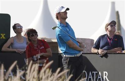 Qatar leader Wood eyes maiden European Tour victory