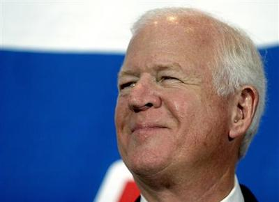 Republican Chambliss says retiring from Senate because...