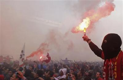 Riots over Egyptian death sentences kill at least 32