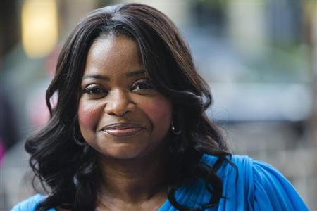 Octavia Spencer arrives for the gala presentation of the film ''Smashed'' at the 37th Toronto International Film Festival, September 12, 2012. REUTERS/Mark Blinch