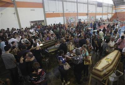 Nightclub fire kills 233 in Brazil