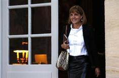 Le souhait ouvertement exprimé par l'Etat français de voir Anne Lauvergeon présider le conseil d'administration d'EADS suscite des doutes sur l'indépendance fraîchement acquise par le groupe d'aérospatiale et de défense, moins de deux mois après un accord sur la réorganisation de son capital. /Photo prise le 16 octobre 2012/REUTERS/Charles Platiau