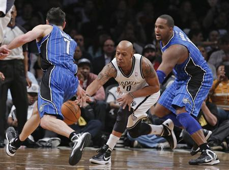 Nets dispel Magic to get back to winning ways