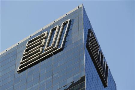 The logo of Ernst & Young is seen at their headquarters in New York December 20, 2010. REUTERS/Lucas Jackson