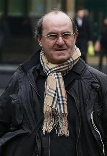 Lawyer Giovanni Di Stefano arrives at Southwark Crown Court in London January 29, 2013. REUTERS/Suzanne Plunkett