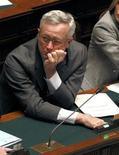 L'ex ministro del Tesoro Giulio Tremonti. REUTERS/Tony Gentile