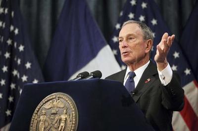 New York City Mayor Bloomberg proposes $70.1 billion...