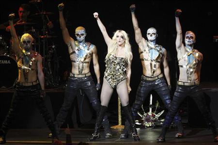 Kesha performs at KIIS FM's Jingle Ball concert in Los Angeles, California December 3, 2012. REUTERS/Mario Anzuoni/Files
