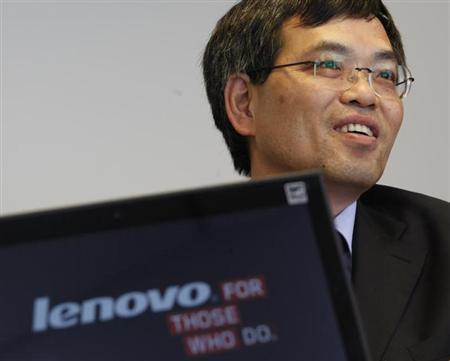 Lenovo CFO Wong Wai-ming attends Reuters China Investment Summit in Hong Kong November 14, 2011. REUTERS/Bobby Yip/Files